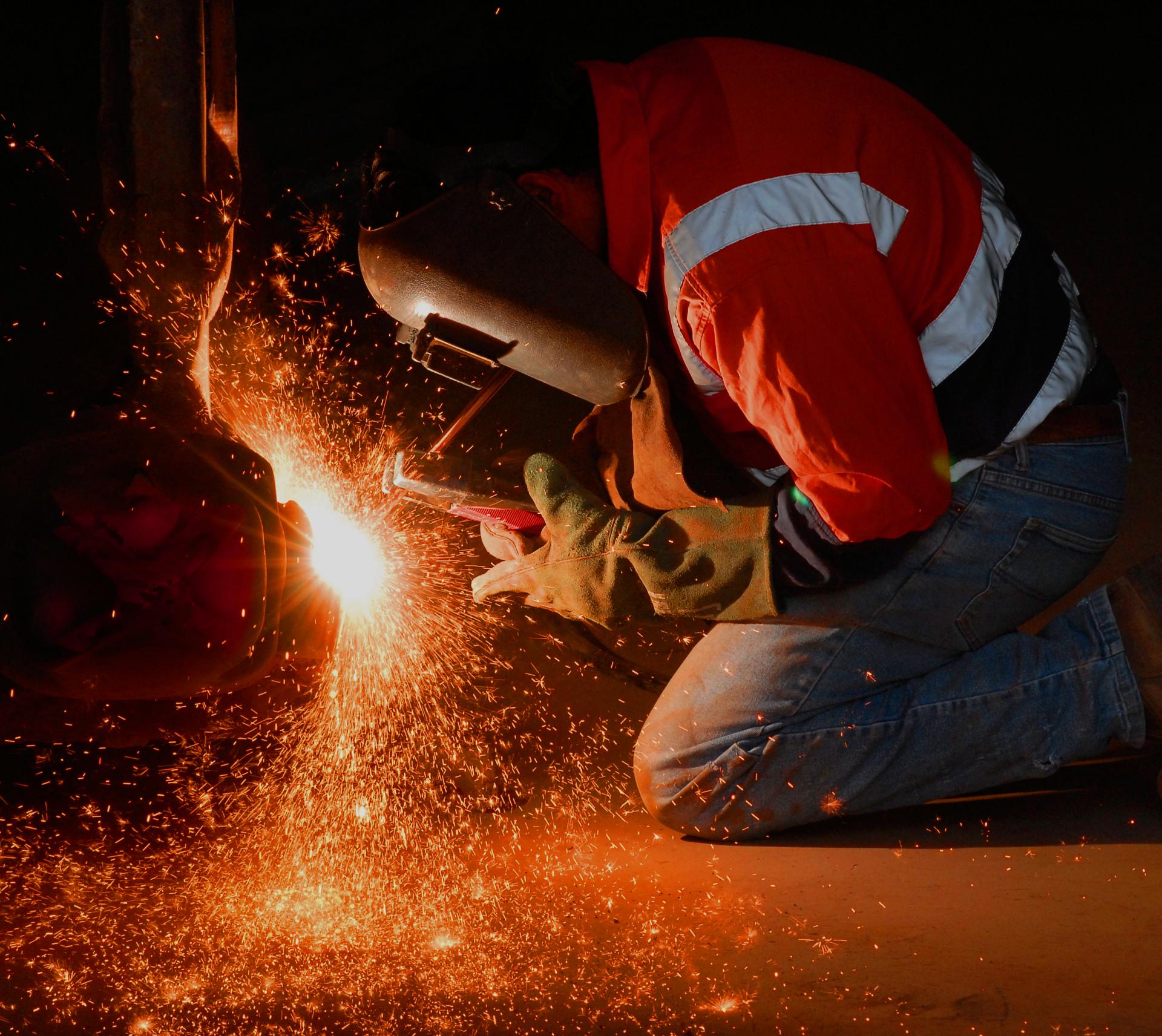 Welder - Welding Work