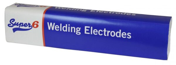 Super 6 E6013 Mild Steel Arc Welding Rods 3.2mm