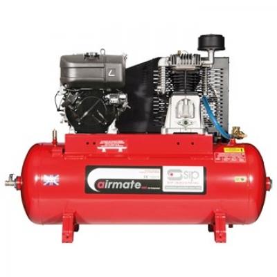 SIP Industrial Super ISKP7 150 Petrol Compressor