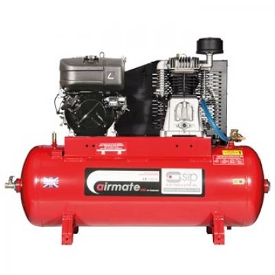 SIP ISLD8 200ES Lombardini Diesel Compressor