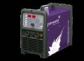 Parweld XTT 202P-P1 AC/DC Pulsed Tig Welder Package