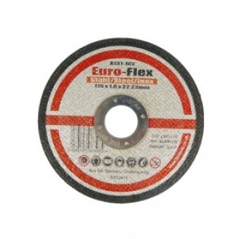 Flat Metal Cutting Discs 125 x 22mm 3.2mm