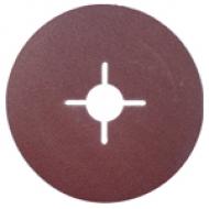 Sanding Pads Ali Oxide 115mm x 22mm 80 Grit