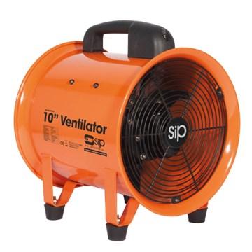 """SIP 10"""" Portable Ventilator"""