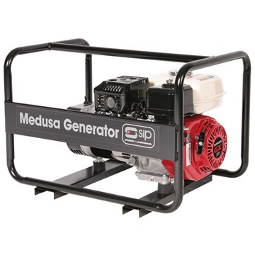Medusa Generator 7.2KVA Electric Start
