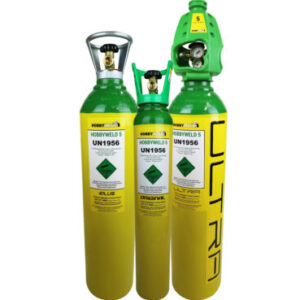 RENT FREE WELDING GAS CYLINDERS